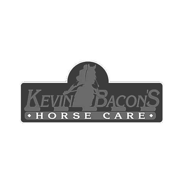Kevin Bacon's Horse Care logo